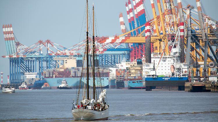 Das Öko-Segelschiff