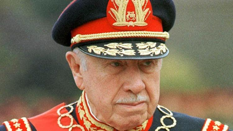 Chiles ehemaliger Diktator Augusto Pinochet verstarb 2006.