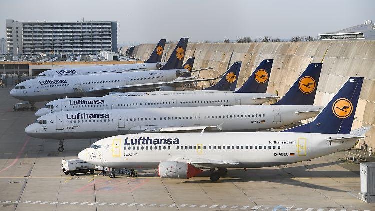 Die Lufthansa verliert ihre Klage gegen die Bundesrepublik Deutschland und muss weiterhin vollständig für die Beförderung der