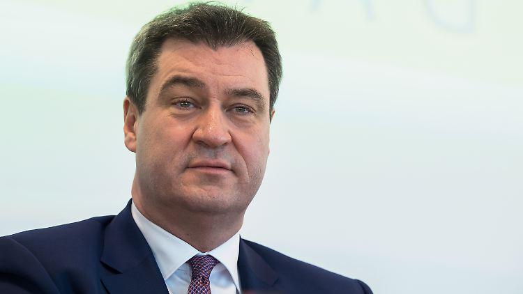 Das sogenannte Bayern-Bamf wurde von Bayerns Ministerpräsident Söder in seiner Regierungserklärung im April angekündigt.