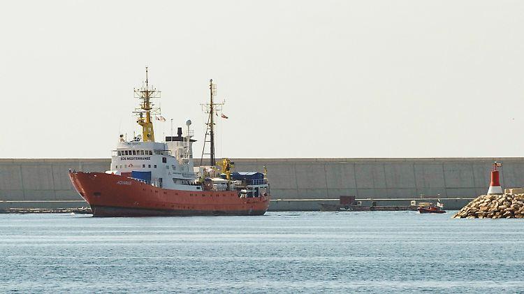 Das Rettungsschiff