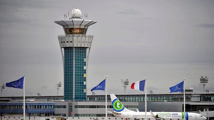 Am Flughafen Paris-Orly kam es nach der Schlägerei zwischen den Rappern Booba und Kaaris zu mehreren Flugverspätungen.