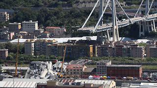 Thema: Brückeneinsturz in Genua