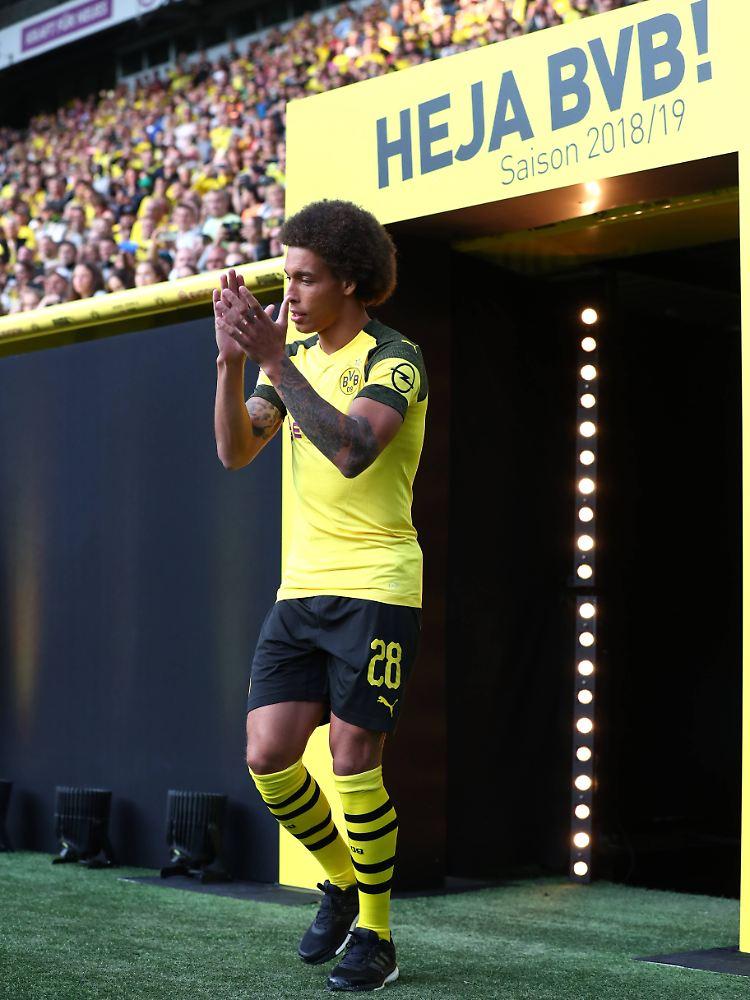 Bundesliga Check: Dortmund: Endlich wieder BVB like n
