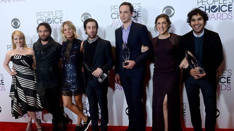 Mein Herz Ist Gebrochen Big Bang Theory Darsteller Trauern N Tvde