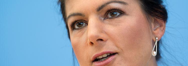 Thema: Sahra Wagenknecht