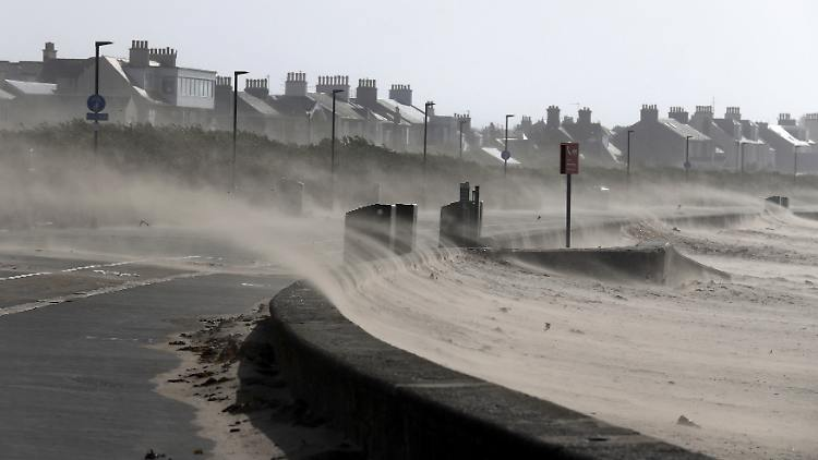 Sturm über Irland