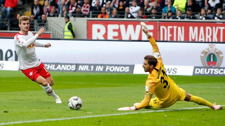 Fußballfrust Gegen Frankfurt Rb Leipzig Patzt Auch Bei Der