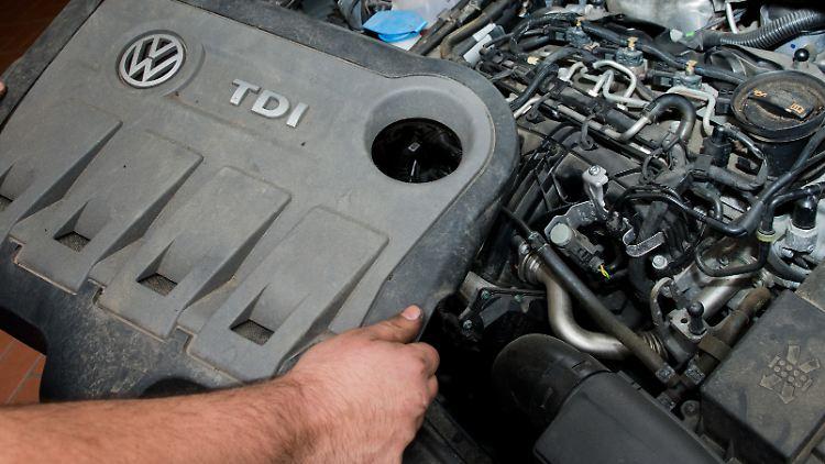 Kampf Gegen Diesel Nachrüstung Was Für Die Autobauer Auf Dem Spiel