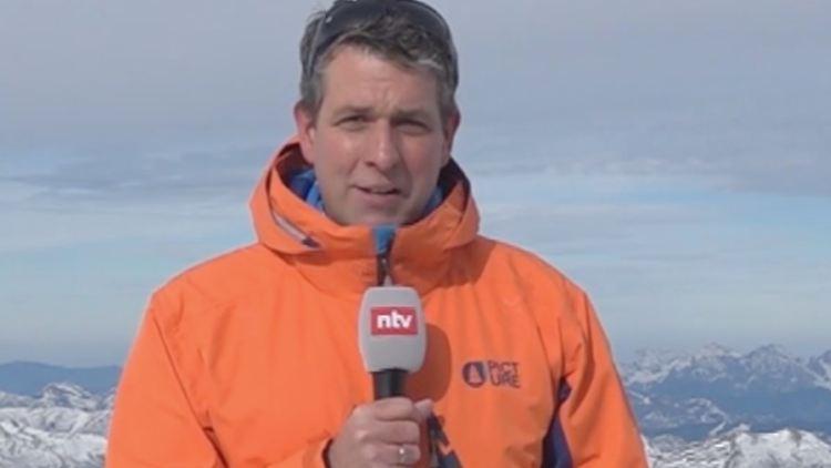 ntv Meteorologe Björn Alexander