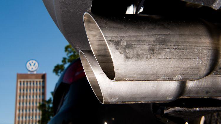 Musterklage Gegen Volkswagen Tausende Diesel Fahrer Ziehen Vor