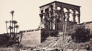 Francis Frith: Der Kiosk des Trajan.