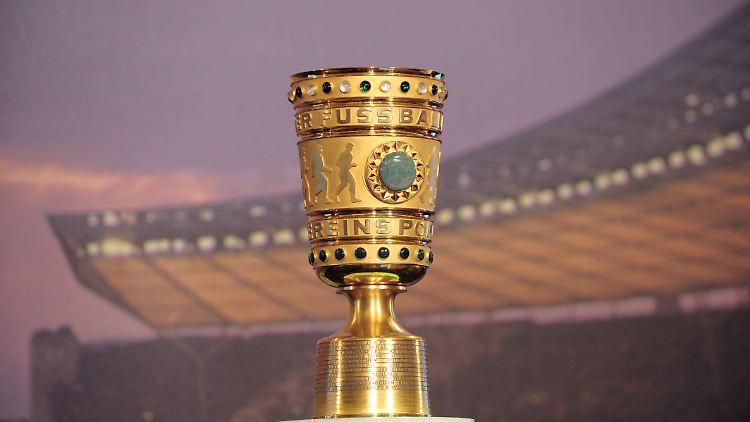 DFB-Pokal Auslosung: Eintracht auf St.Pauli