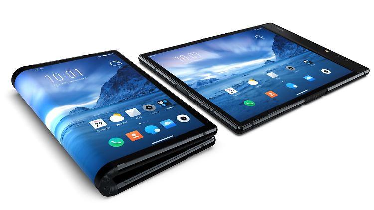 Bildergebnis für Falt-Smartphones