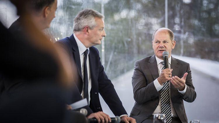 Neue Finanztransaktionssteuer Berlin Und Paris Planen Euro Zonen