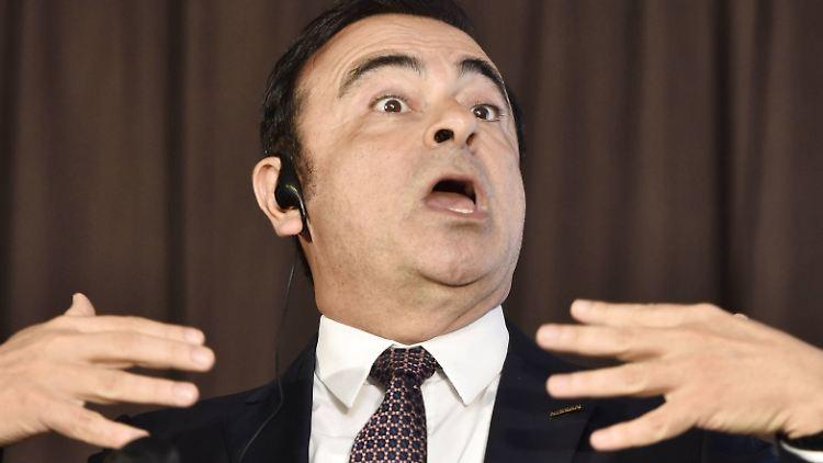 Keine Haft-Verlängerung für Renault-Chef Ghosn