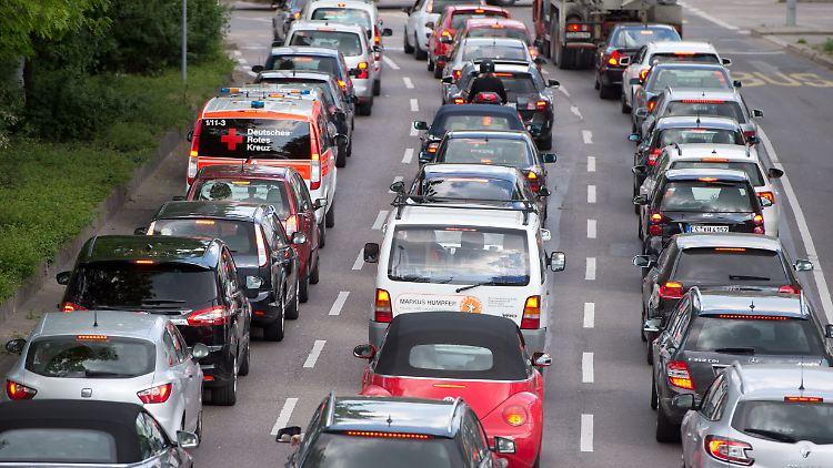 ADAC-Statistik: Mehr Staus auf NRW-Autobahnen