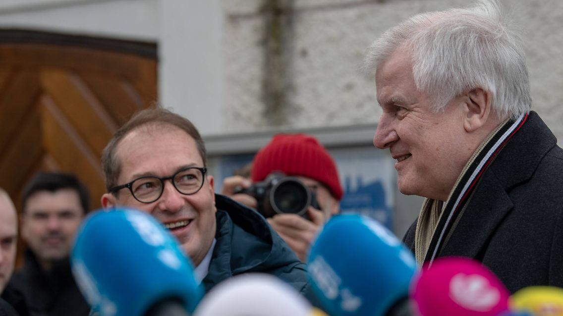 """""""Neue Frisur, neuer Schwung"""": Wenn es kracht, will die CSU ..."""