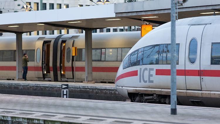 Besserer Service, Pünktlichkeit: Deutsche Bahn stellt Maßnahmenpaket vor