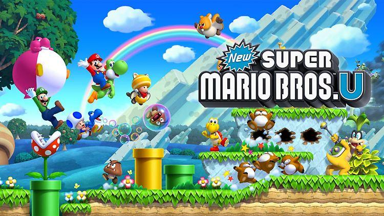 Deluxe Version Mit Extra Spiel Neues Super Mario Abenteuer Für