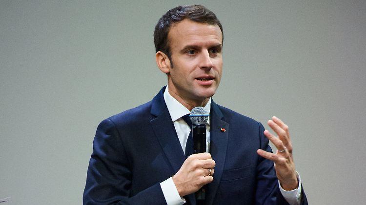 Gelbwesten: Emmanuel Macron will Demonstranten mit Bürger-Debatte besänftigen