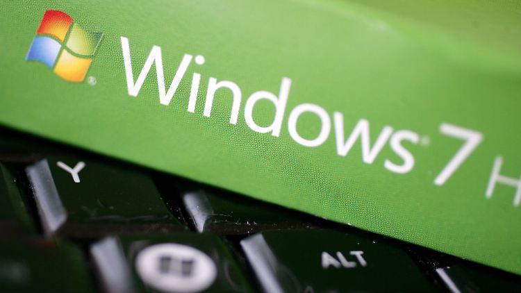 Microsoft beendet Support: Die Zeit für Windows 7 läuft endgültig ab