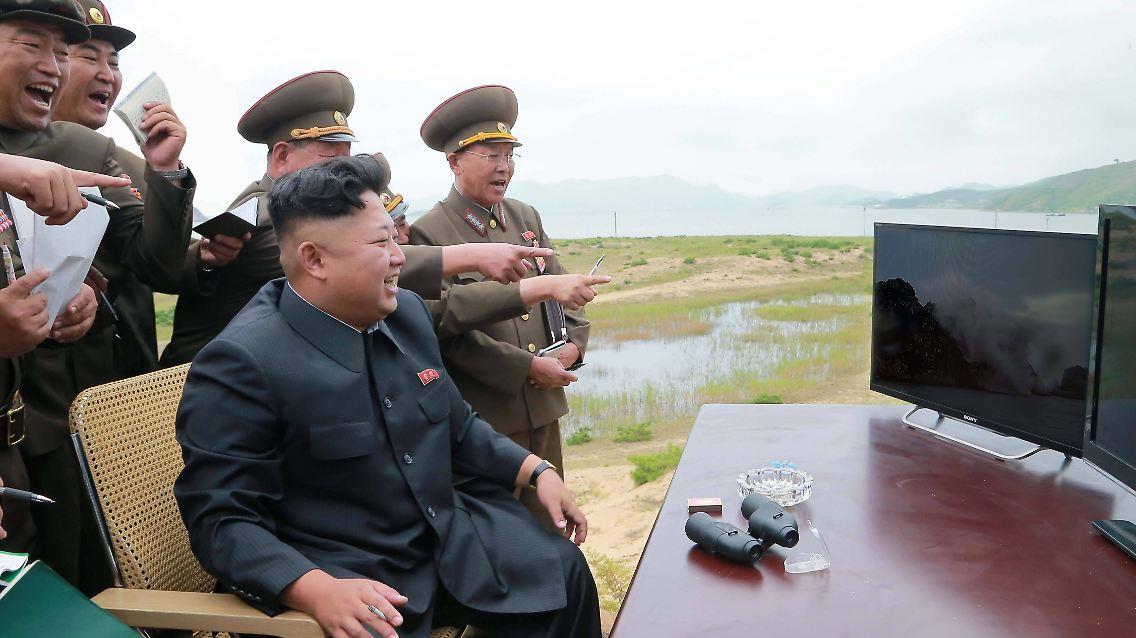 US-Experten warnen vor Raketenbasis in Nordkorea