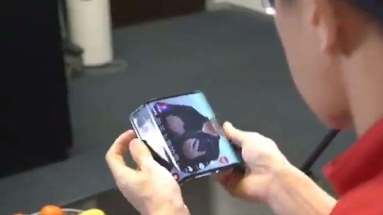 Faltbares Smartphone von Xioami.JPG