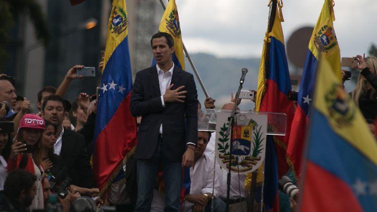 Maduro weist von Europa gesetzte Frist zurück