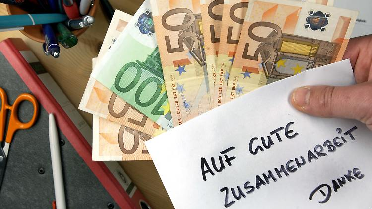 Transparency International: Korruption in Deutschland nimmt zu