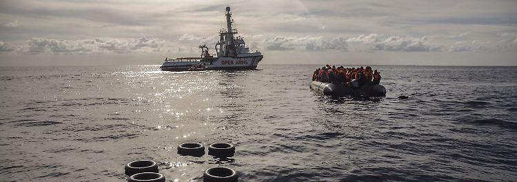 Thema: Seenotrettung