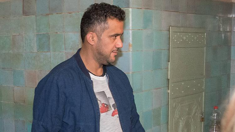 Clan-Chef Arafat Abou Chaker könnte die Justizvollzugsanstalt Moabit schon wieder verlassen haben.        imago  Olaf Wagner
