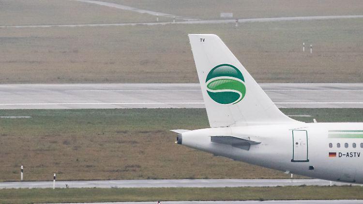 Ferienflieger Germania ist pleite