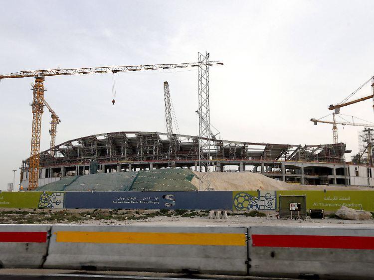 Der Sport Tag Wm Gastgeber Katar Erneut Fur
