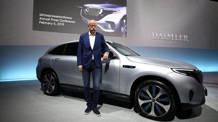 Handelsstreit und Dieselrückrufe: Daimler-Gewinn bricht um fast ein Drittel ein