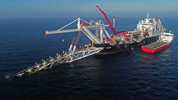 Ostsee: USA wollen Gas-Pipeline aus Russland stoppen
