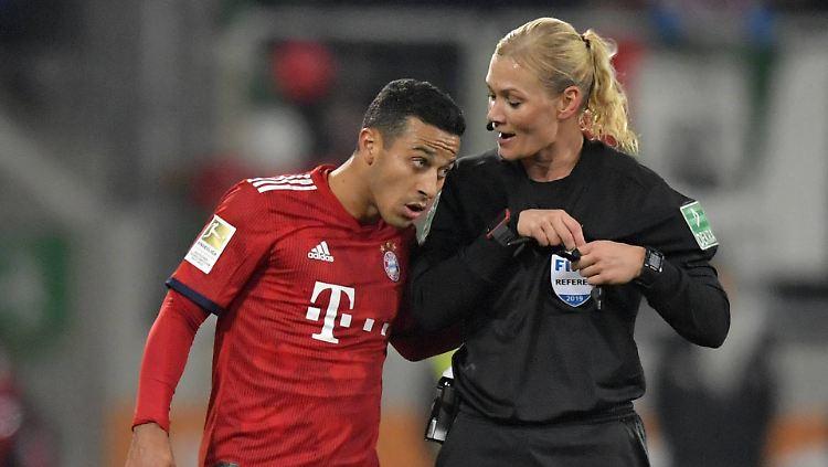 Wegen Bibiana Steinhaus: Iranisches TV lässt Bundesliga-Übertragung platzen