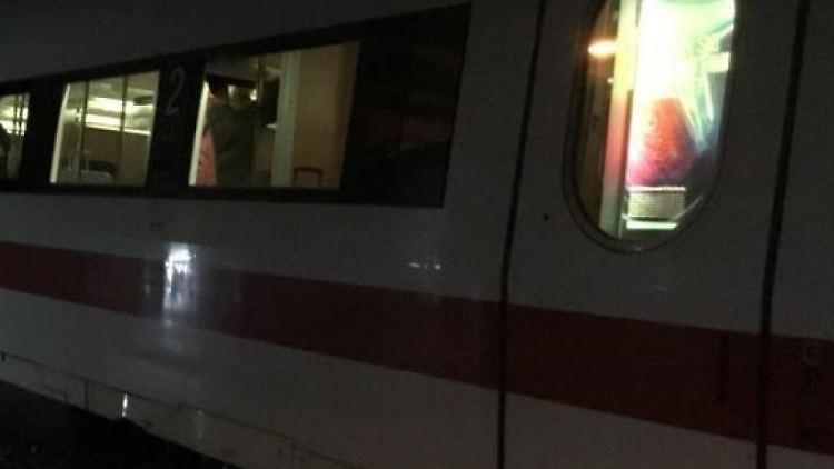 Bahn: ICE in Basel teilweise entgleist - Rund 200 Reisende im Zug