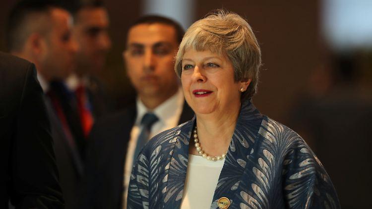 EU prüft die Brexit-Verschiebung um zwei Jahre