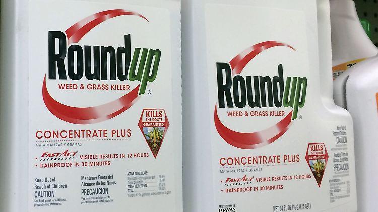 Glyphosat: Prozess gegen Bayer-Tochter Monsanto beginnt