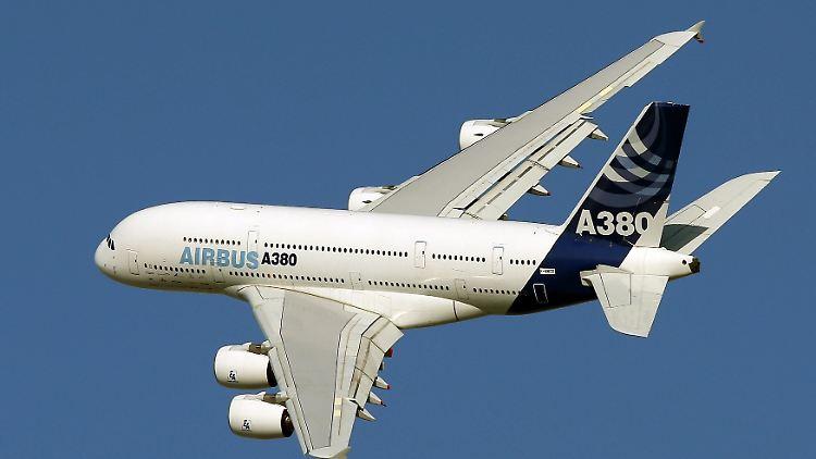 Millionen Euro in Gefahr: A380-Aus könnte für Staat teuer werden