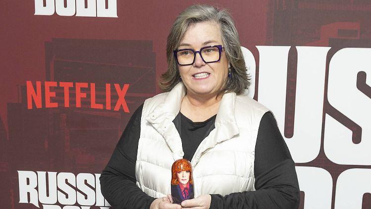 Rosie O'Donnell: Hat sich der eigene Vater an ihr vergangen?