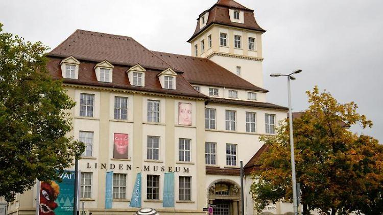 Das Völkerkundemuseum Linden-Museum. Foto: Sina Schuldt/Archiv