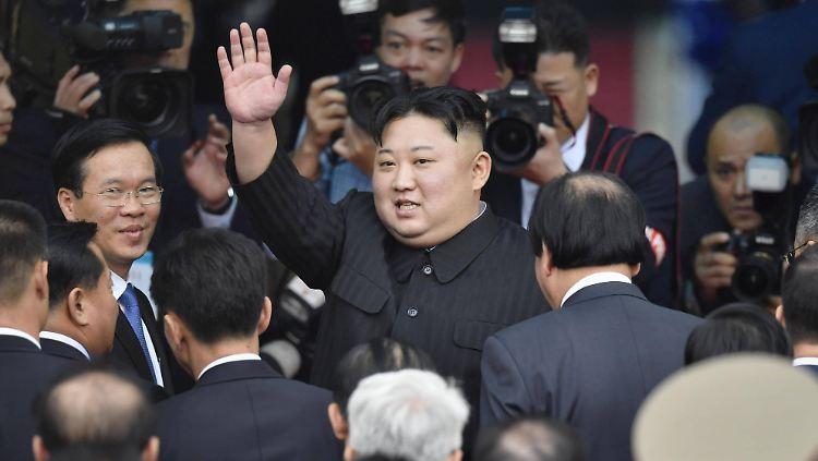 Der Tag: Nordkorea überdenkt Atomgespräche mit USA