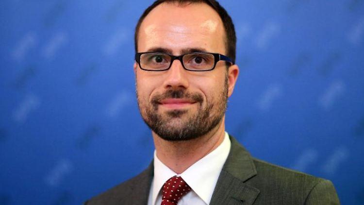 Staatskanzlei-Chef Clemens Hoch. Foto: Fredrik von Erichsen/Archiv