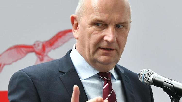 Dietmar Woidke. Foto: Bernd Settnik/Archiv