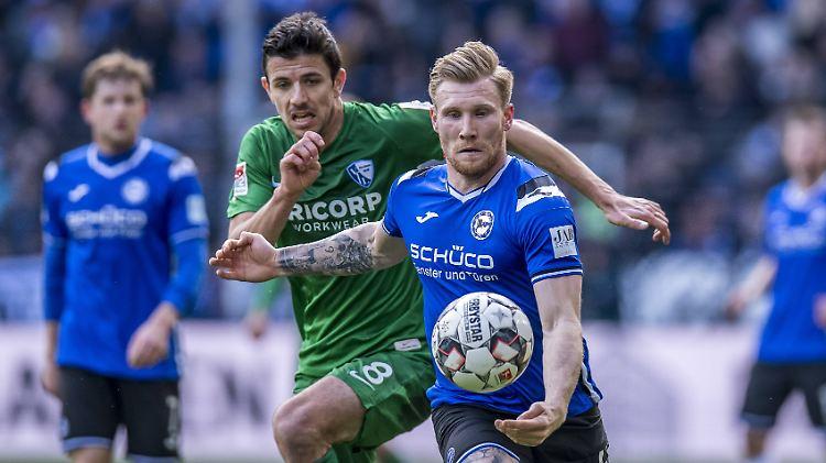 Zweimal 3:1 nach 0:1: Bielefeld und der SCP feiern Comeback-Siege