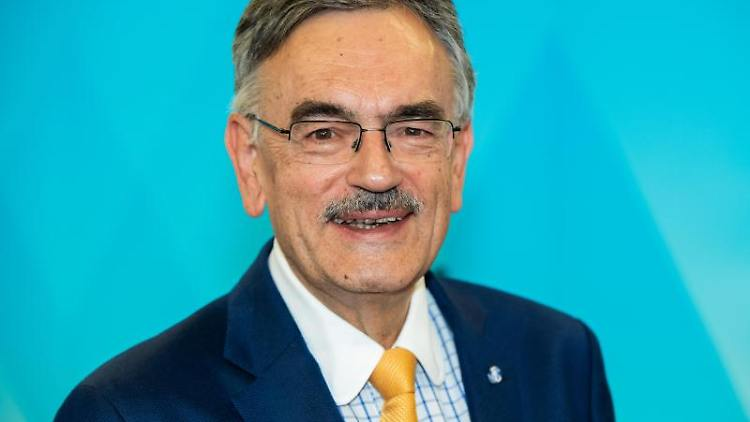 TUM-Präsident Wolfgang Herrmann. Foto: Daniel Karmann/Archiv