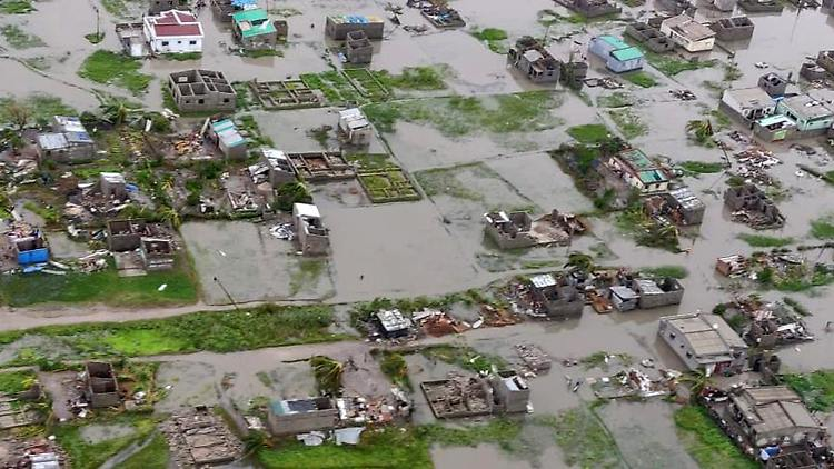 Mehr als 150 Tote nach Zyklon