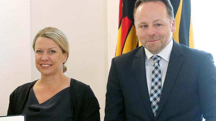 Sabine und Daniel Röder, die Gründer der Bürgerbewegung